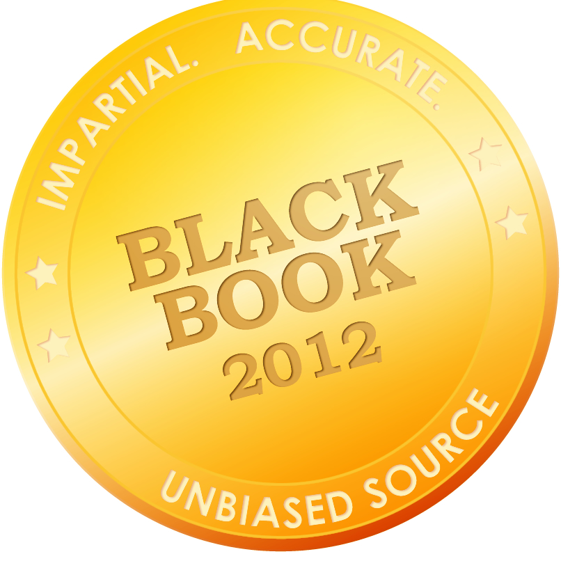 2012 Black Book Rankings Low resolution Seal