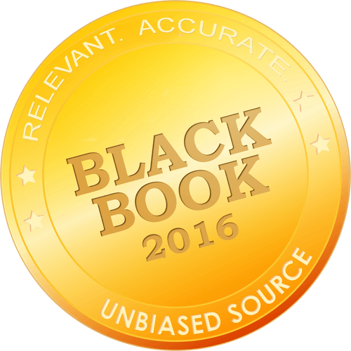 2016 Black Book Rankings High resolution Seal