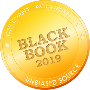 Black Book Rankings Seal